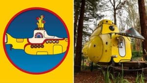 La experiencia de vivir en un submarino amarillo puede ser real, al menos por unos días