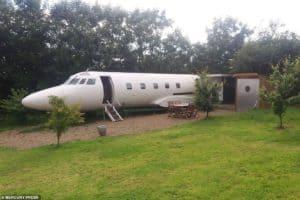 avión Etihad