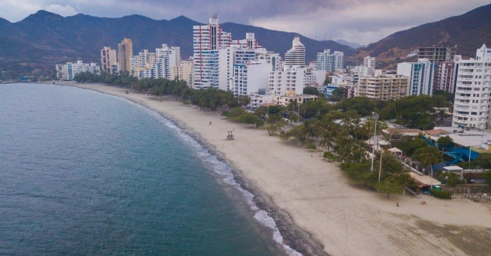 Colombia: Santa Marta prepara apertura de balnearios, playas, ríos y cascadas para el 18 de septiembre