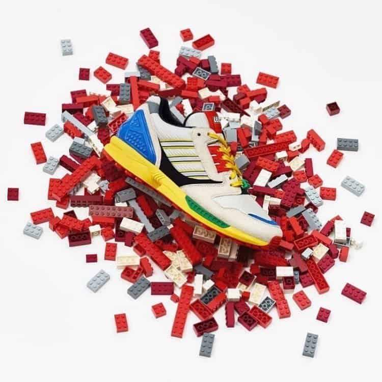 Lego Y Adidas Anuncian Colaboración En Conjunto Para Lanzar Una Edición Especial De Zapatillas