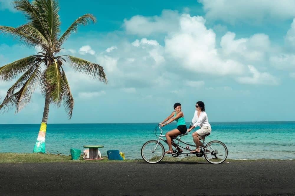Recorrer Colombia en bicicleta costa
