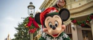 Disney cancela dos de sus eventos navideños pero aún así tendrá una navidad mágica