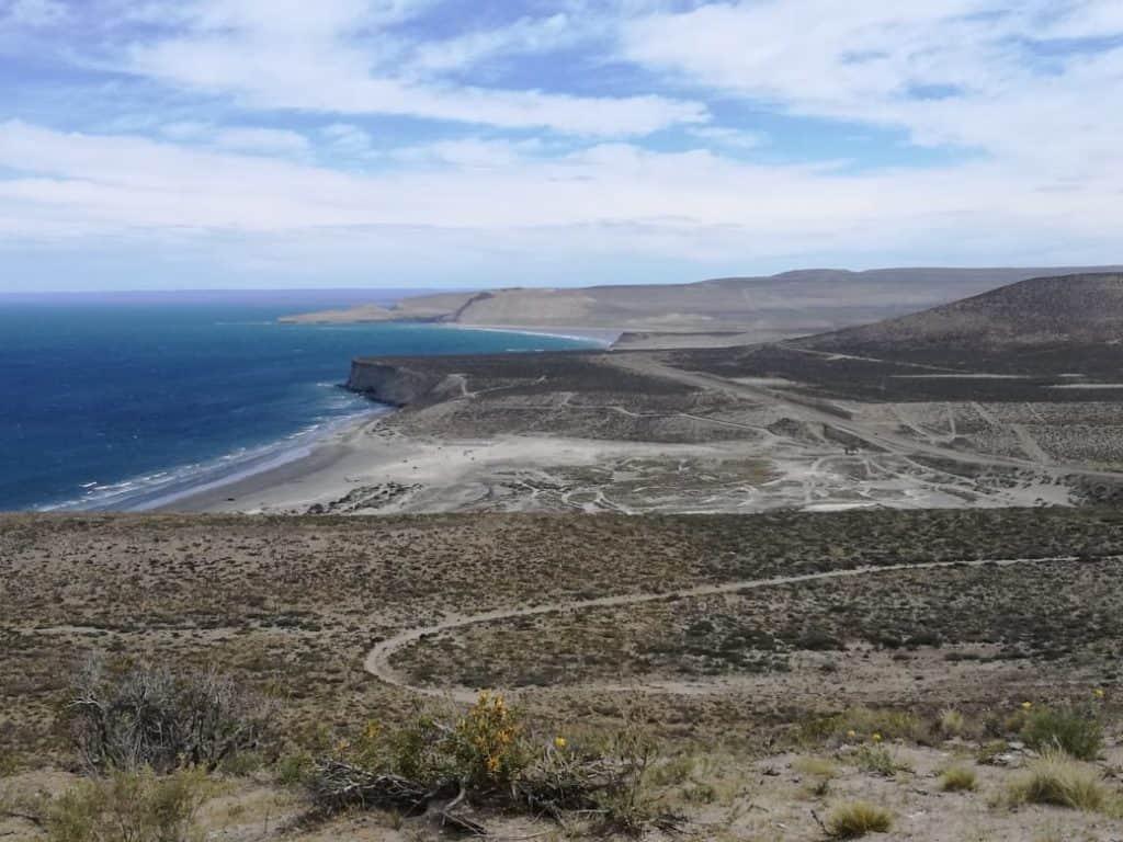 Playa Belvedere: vegetación, restos arqueológicos y una reserva natural imperdible para conocer en la Patagonia Argentina