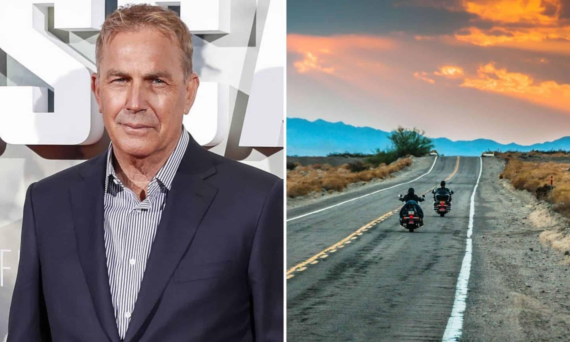 Kevin Costner se convierte en guía turístico de una app sobre carreteras de Estados Unidos