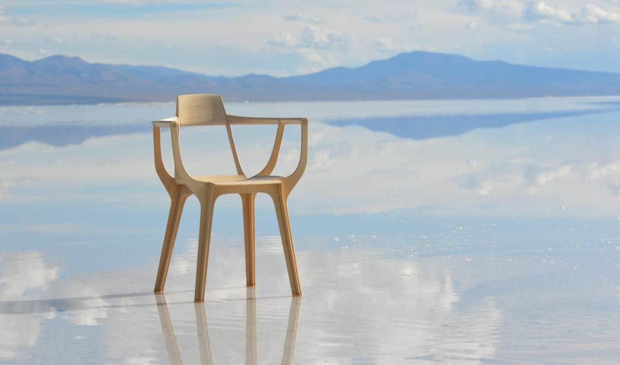 Una silla argentina ganó el premio de diseño más importante del mundo