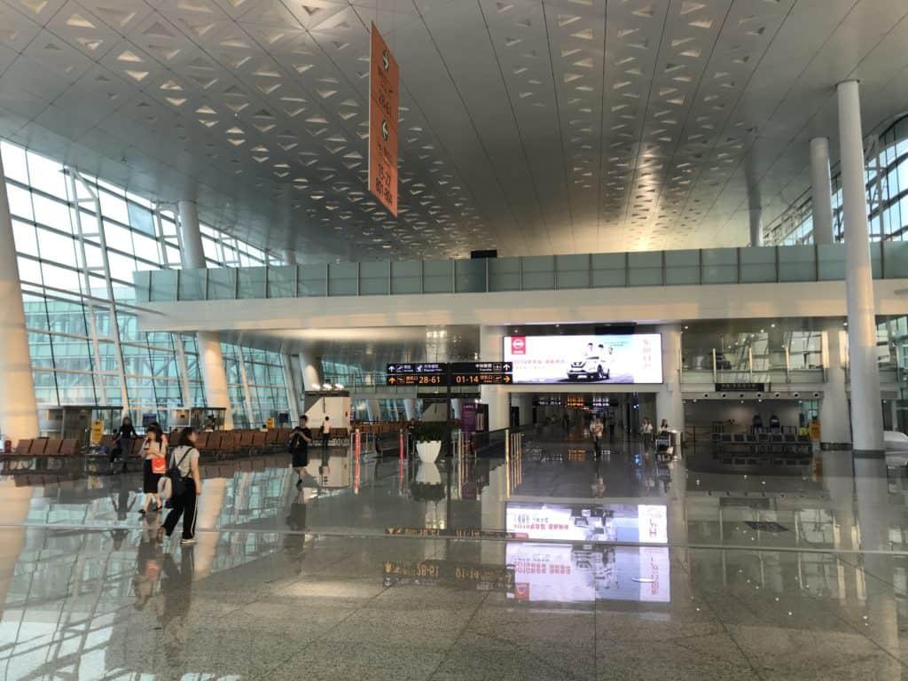 El Aeropuerto Internacional de Wuhan, origen del COVID-19, reanudará los vuelos internacionales a partir del 16 de septiembre