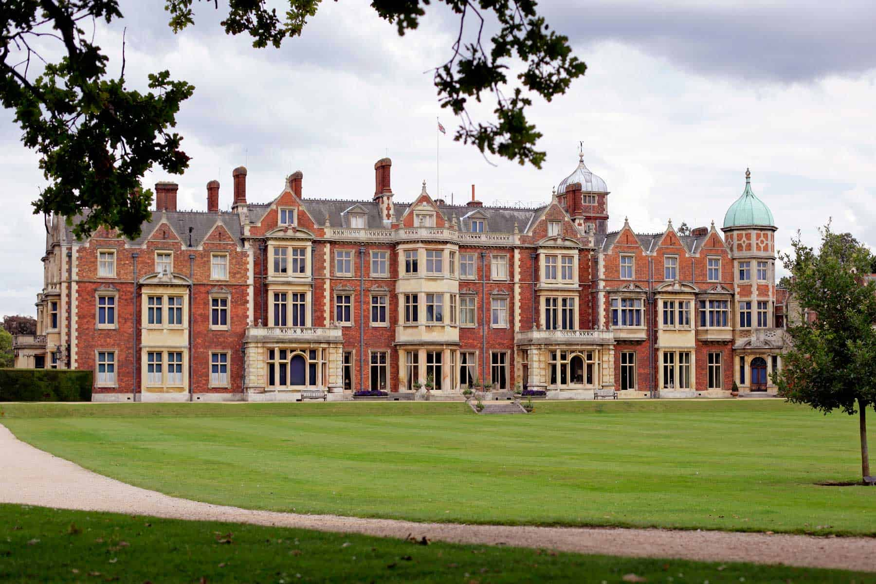 Durante un fin de semana de Septiembre se habilitará un autocine en Sandringham, el hogar de la reina Isabel II