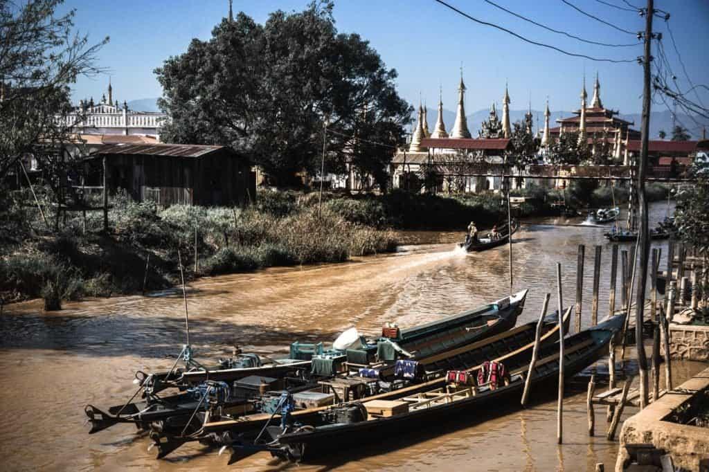 myanmar botes