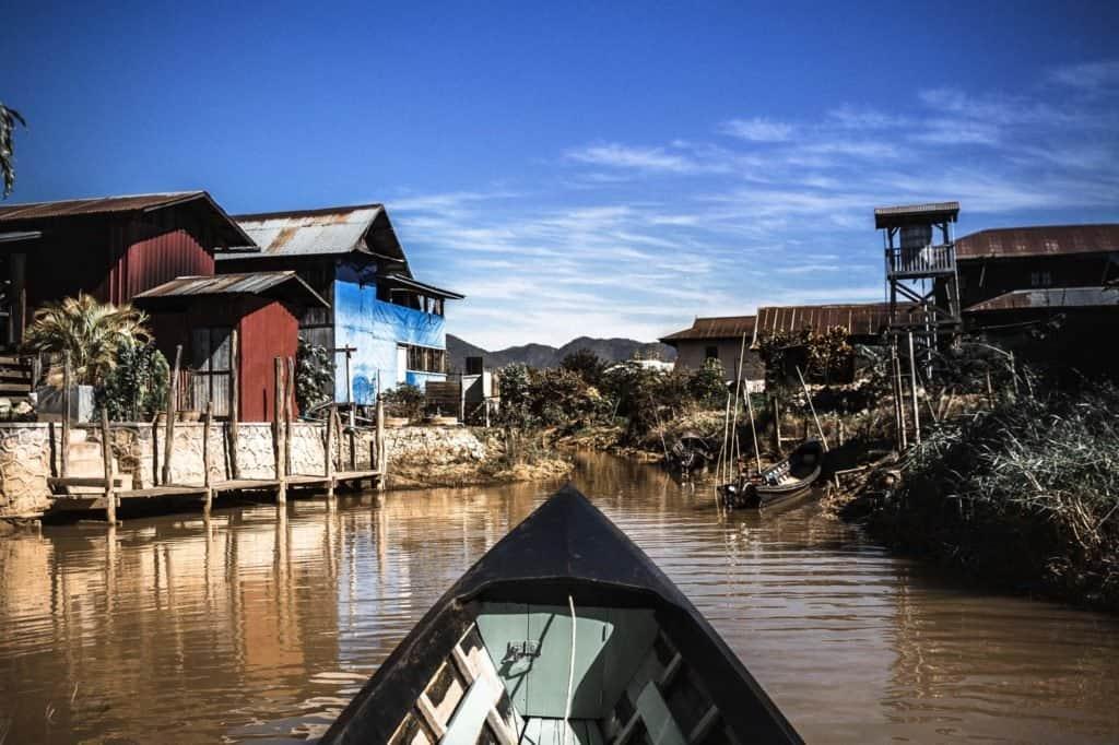 myanmar bote