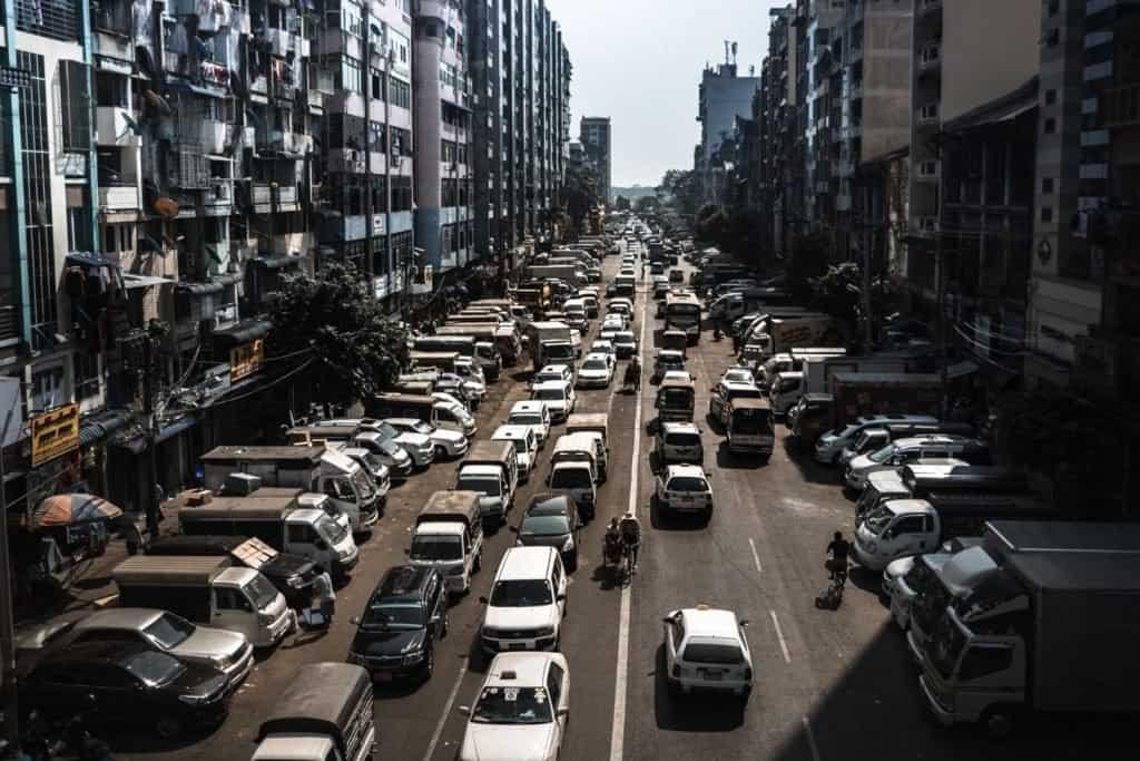 city myanmar