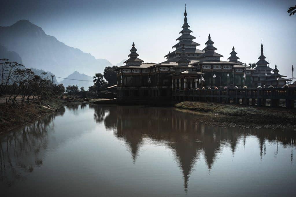 myanmar lago