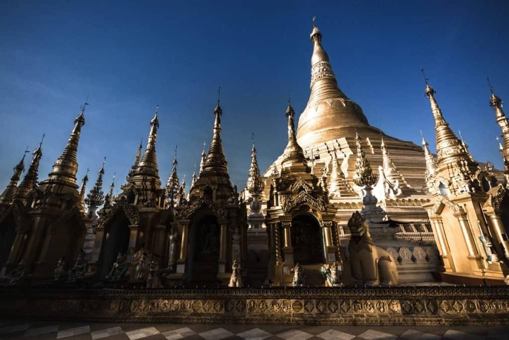 templos myanmar