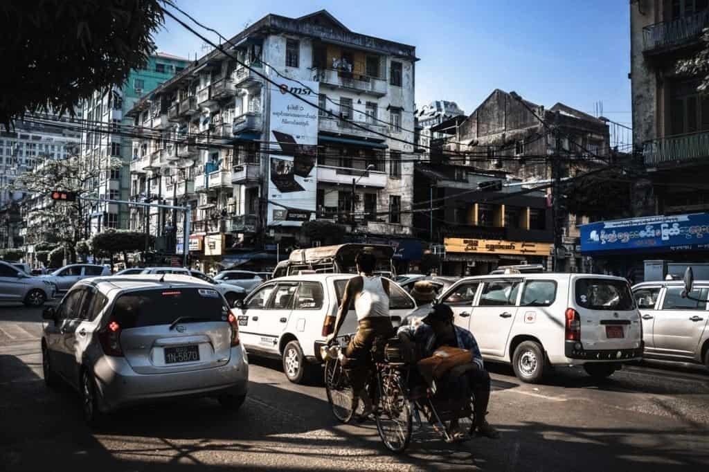 ciudad myanmar