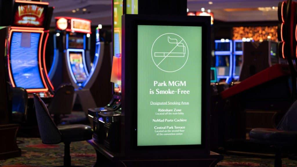 Las Vegas Strip tendrá su primer casino libre de humo a partir de finales de Septiembre