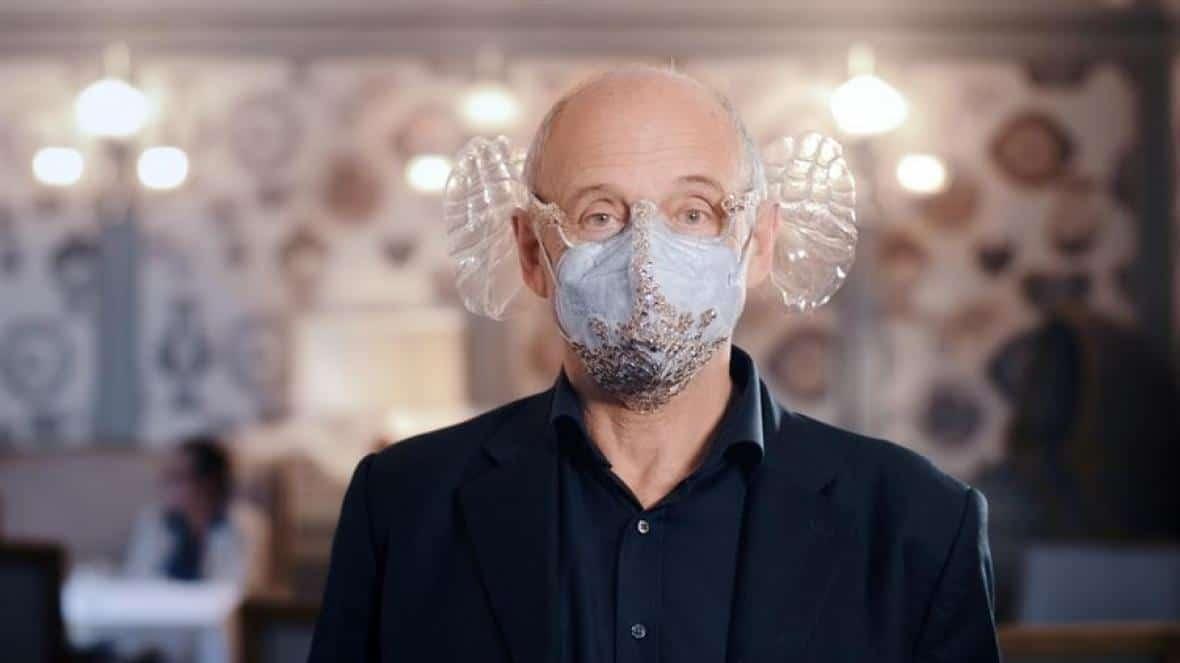 mascara acústica