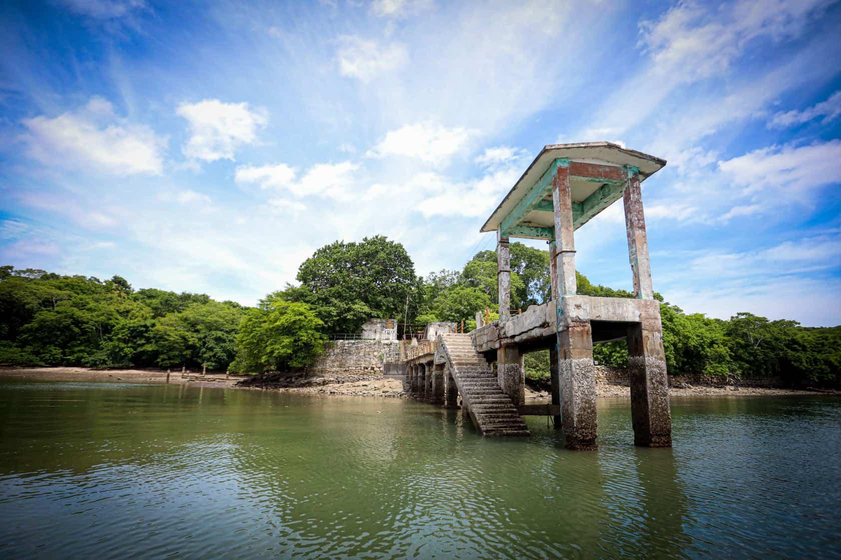 Costa Rica: la Isla San Lucas, donde antes había una prisión, se convierte en un parque nacional
