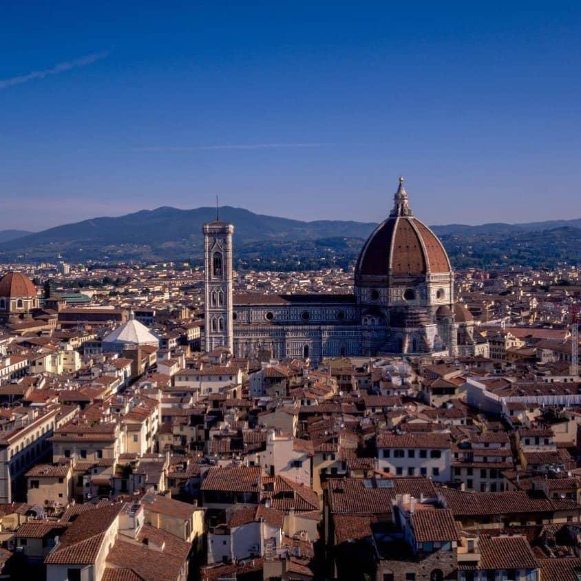 La ciudad de Florencia impondrá sanciones a los 'free tours' por considerarlos guías turísticos ilegales