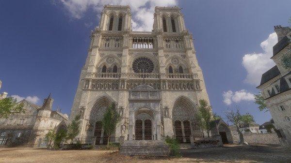 Notre-Dame de Paris: Journey Back In Time, una experiencia para recorrer Notre Dame con realidad virtual