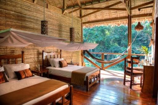 hoteles ecológicos tambopata research center 1