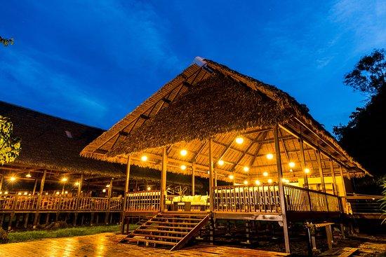 hoteles ecológicos tambopata research center