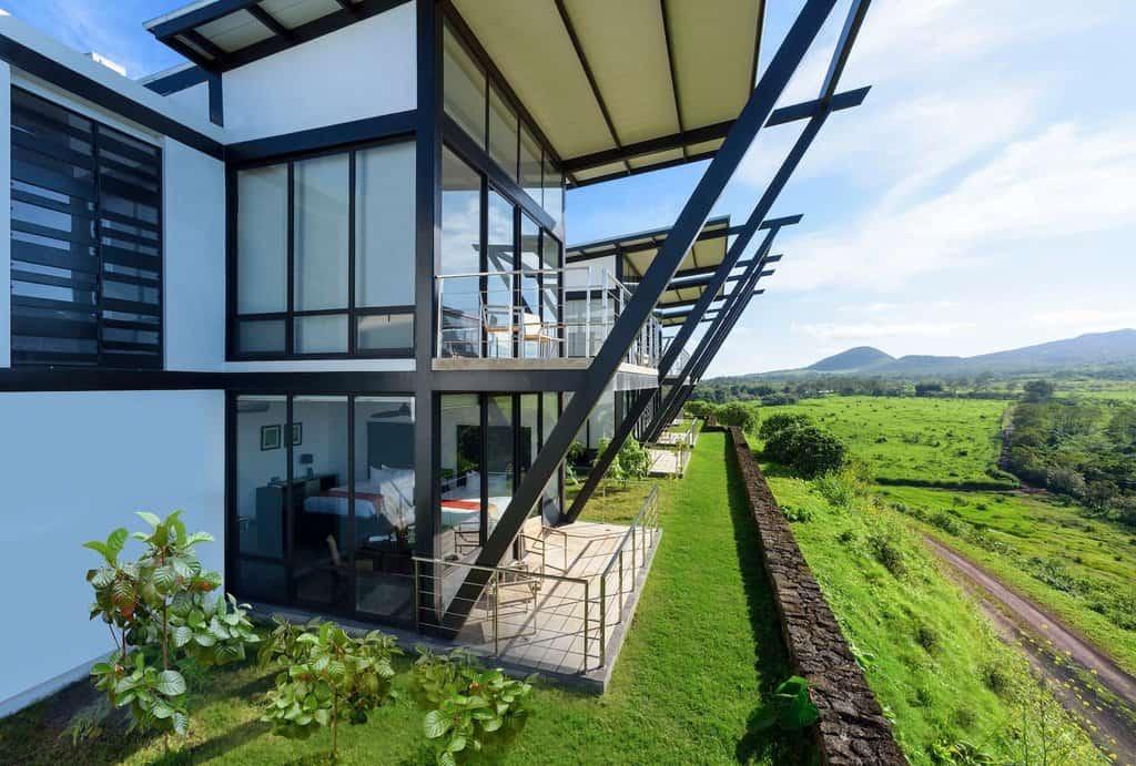 hoteles ecológicos pikaia lodge 1