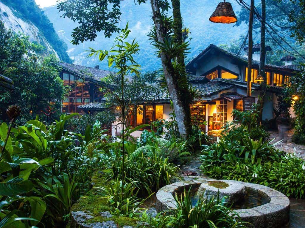 hoteles ecológicos inka terra