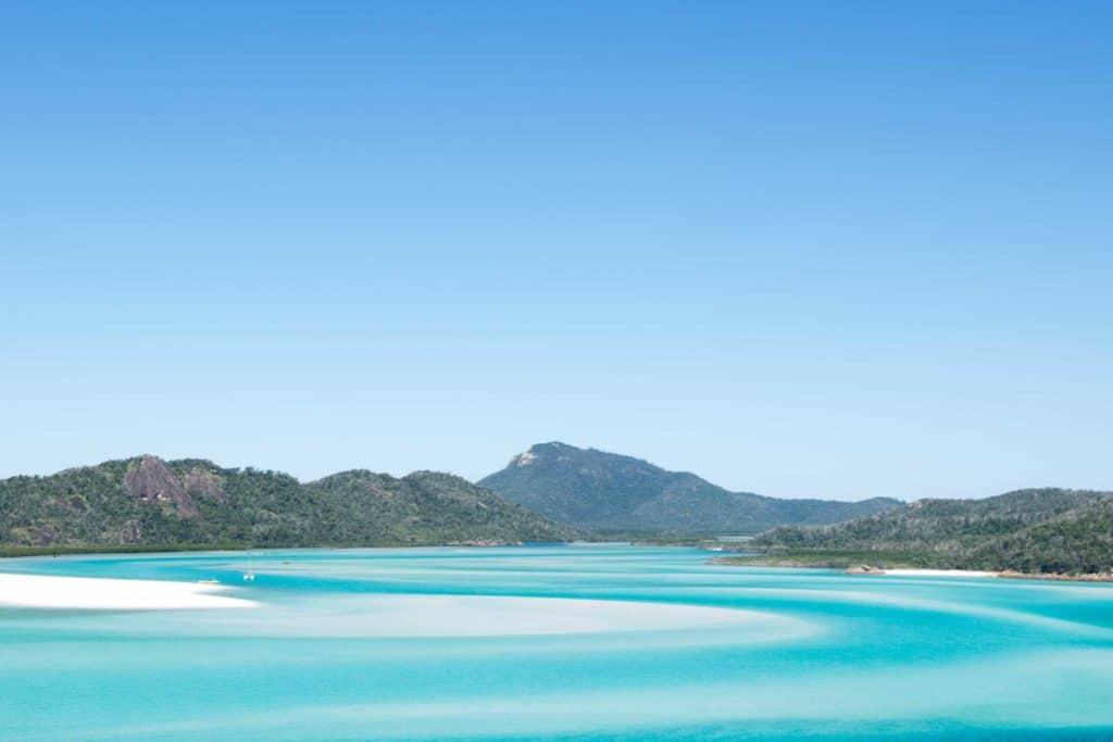 costa este de australia whitsundays australia