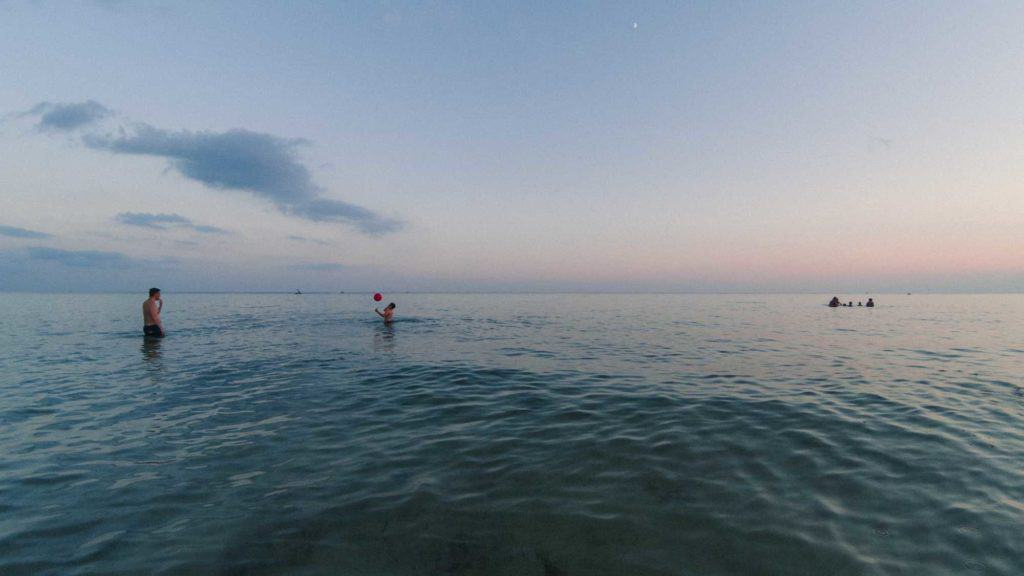 playa de marina di pescoluse, las maldivas de italia