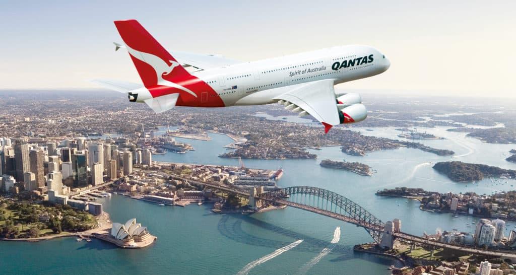 imagen aerolíneas más seguras QANTAS Sydney 1500x800