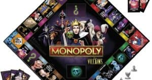 Monopoly lanza una edición especial donde los protagonistas son los villanos de Disney