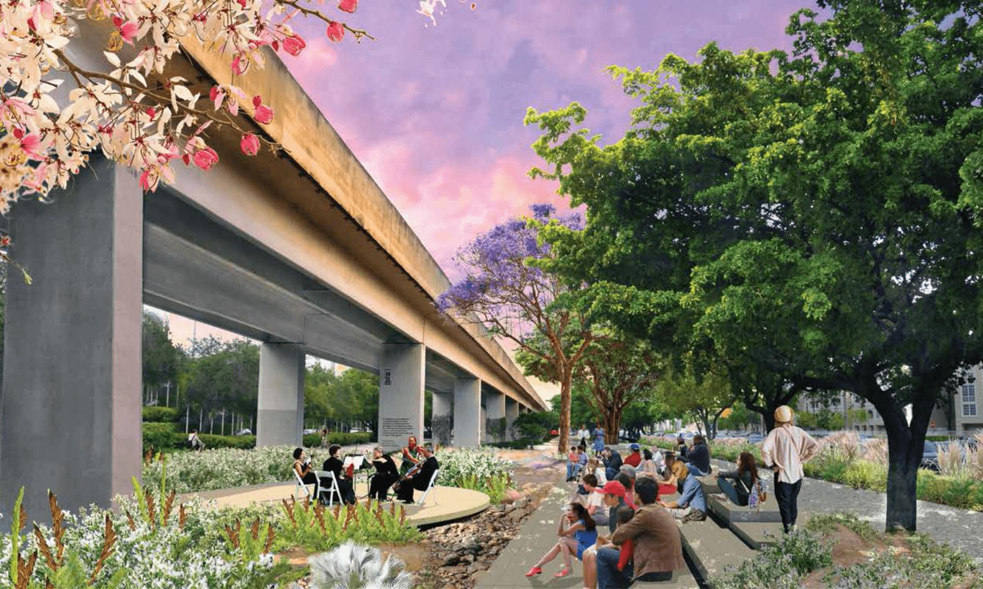 The Underline Un nuevo parque se inaugurará pronto en Miami y esto es todo lo que debes saber