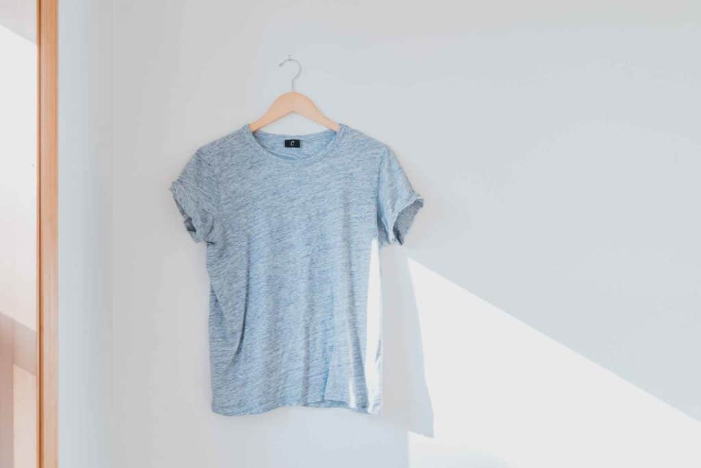 viajero responsable ropa de secado rapido