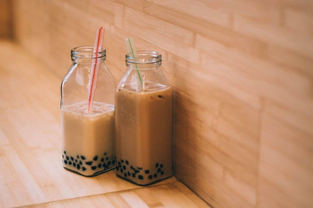 El Pearl Bubble Tea de Taiwán conquistó el mundo entero