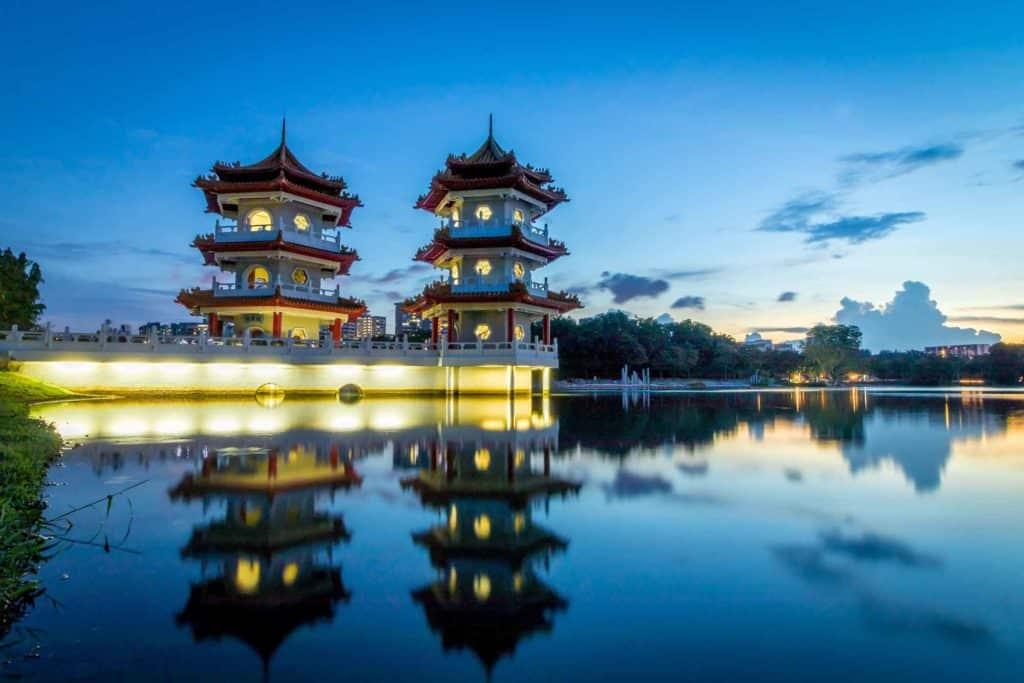 Los Parques Chinos También Se Pueden Visitar Gratis En Singapur