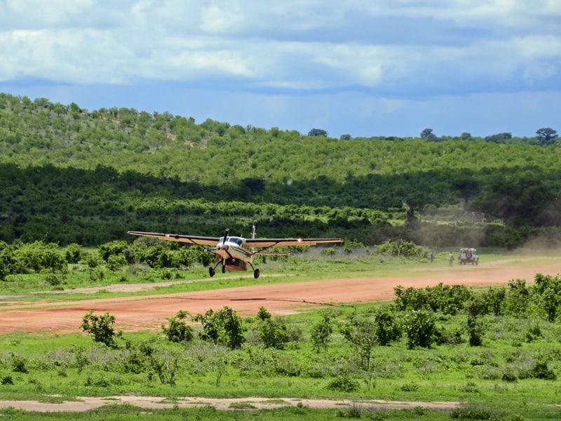 Msembe Airstrip