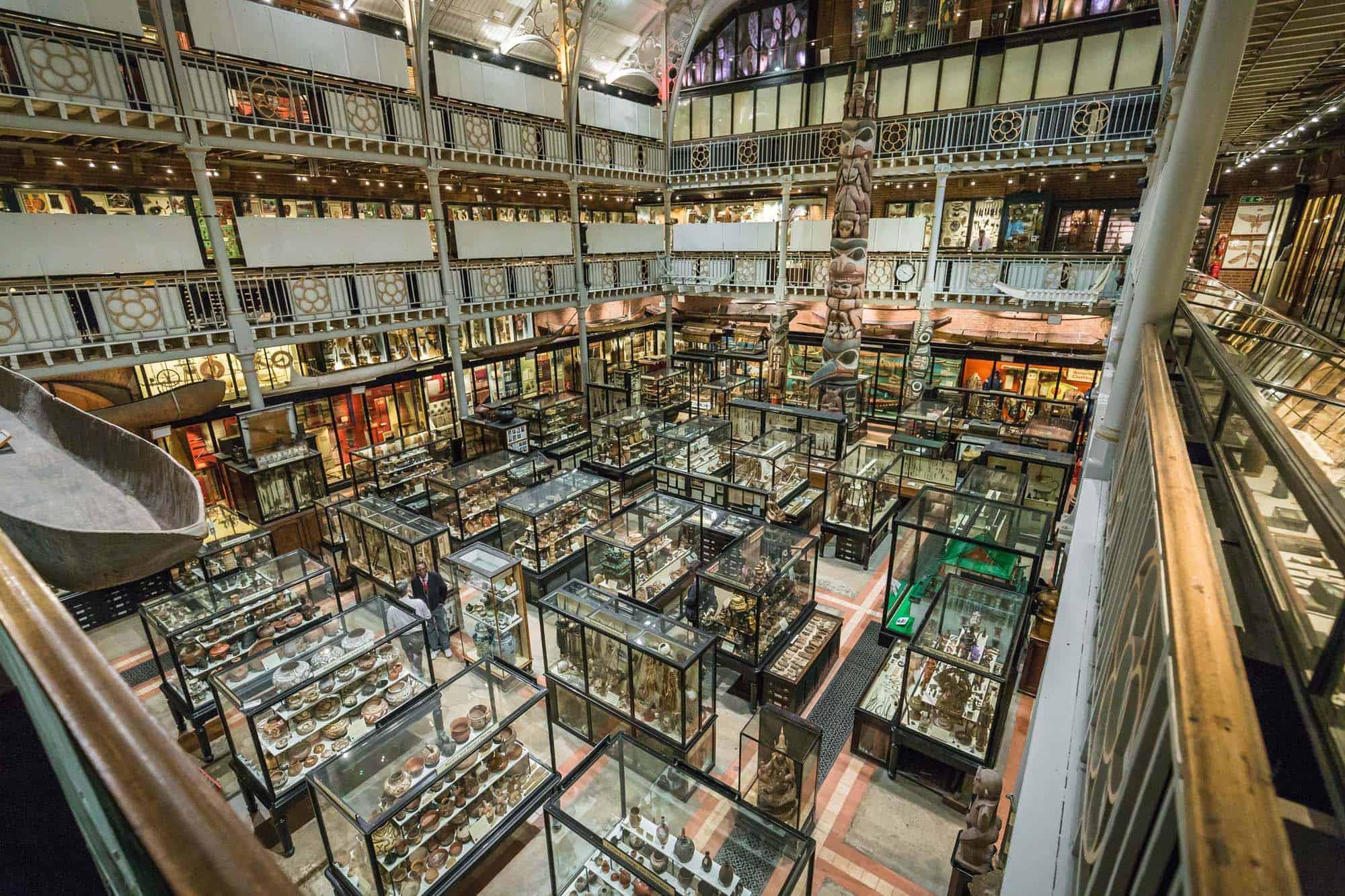 """El Museo Pitt Rivers de Oxford quita las """"cabezas reducidas"""" de sus exhibiciones"""