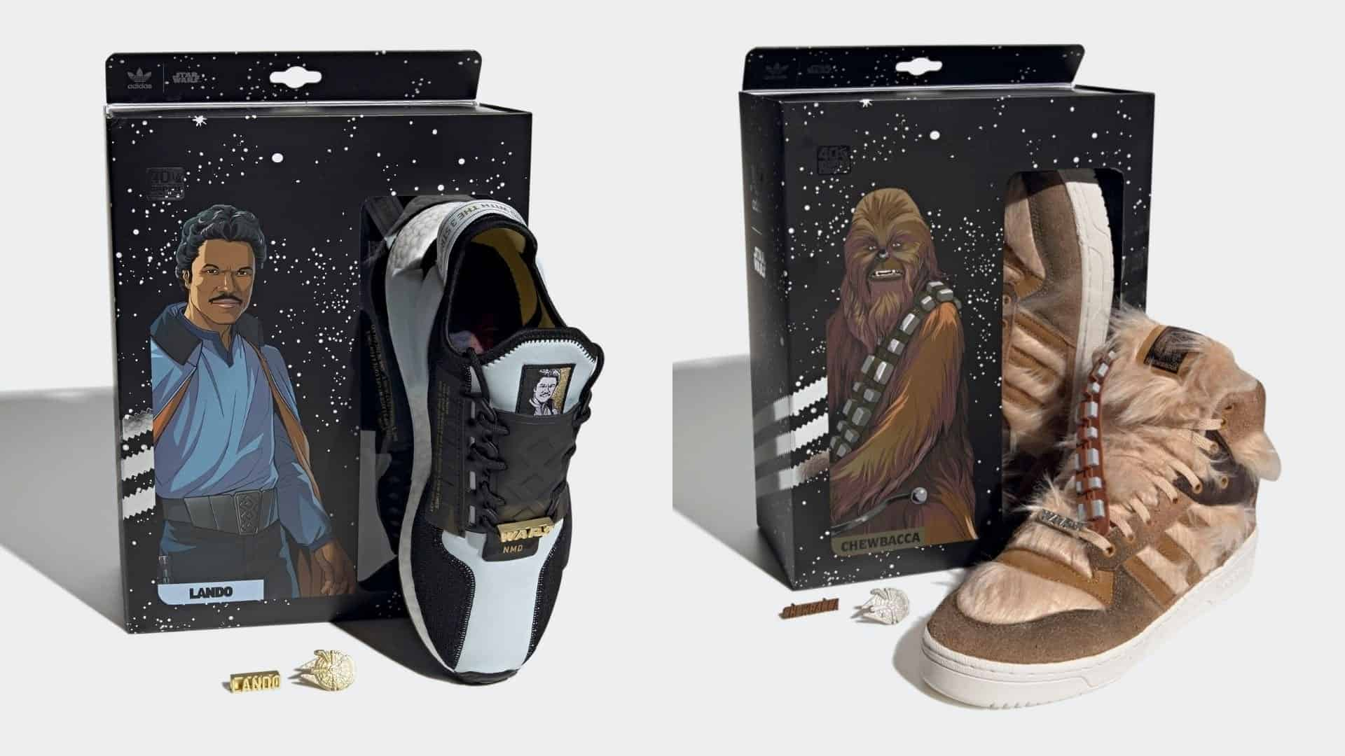 Adidas lanza una colección limitada de Star Wars: El Imperio Contraataca