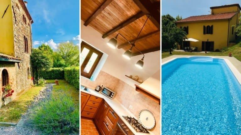 Una pareja está rifando su casa en Italia y hay tiempo de participar hasta Enero de 2021