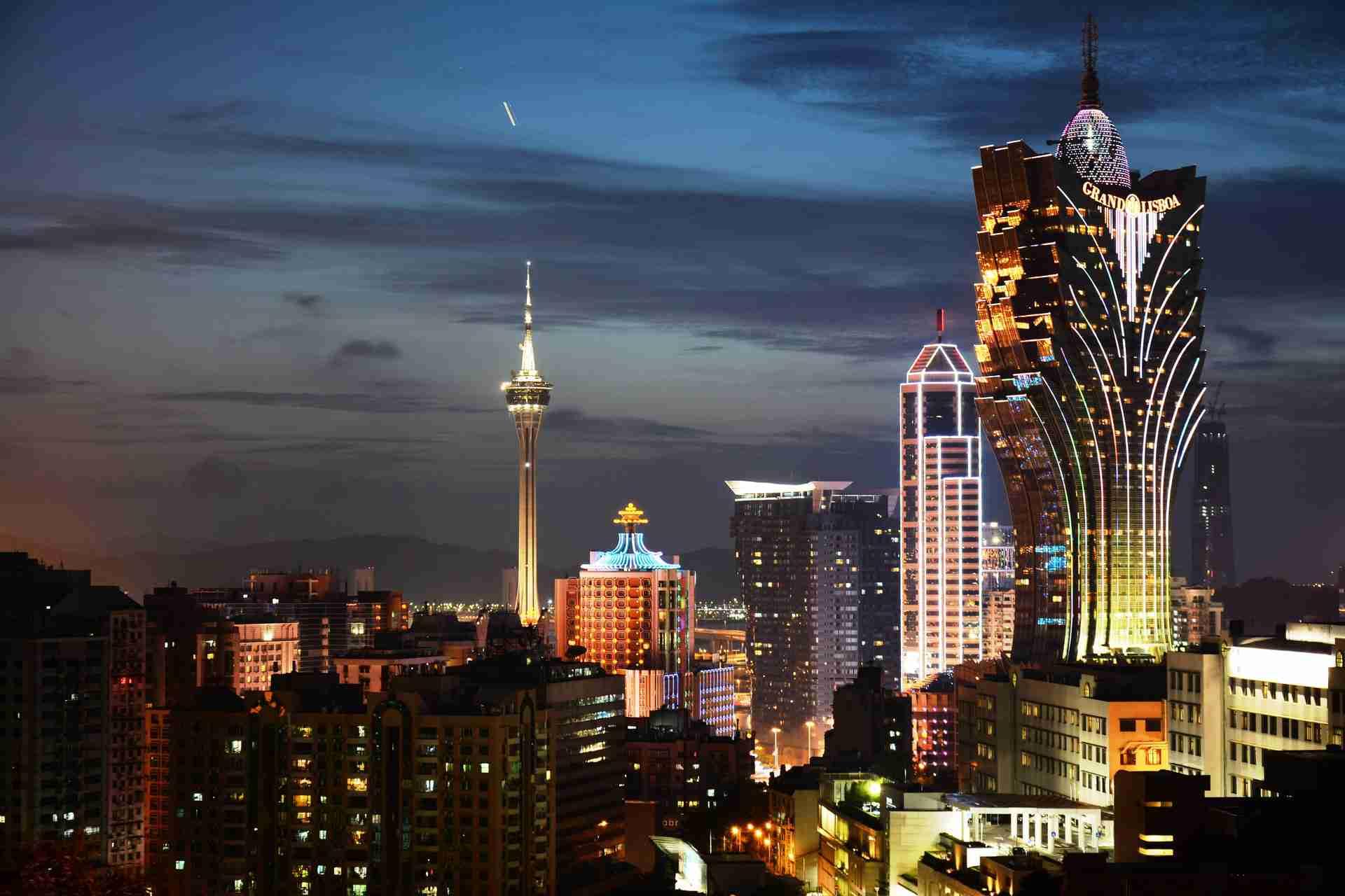 Macao, Las Vegas de China