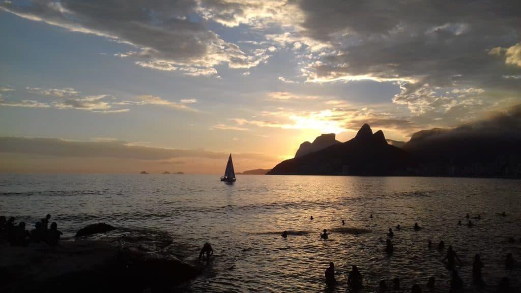 Imagen Curiosidades Sobre Río De Janeiro Playas Rio De Janeiro Arpoador 1