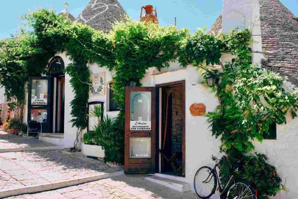 Imagen Alberobello Trullos De Alberobello 1