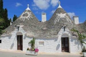 Alberobello y sus trullos, un pueblo que parece sacado de un cuento de hadas