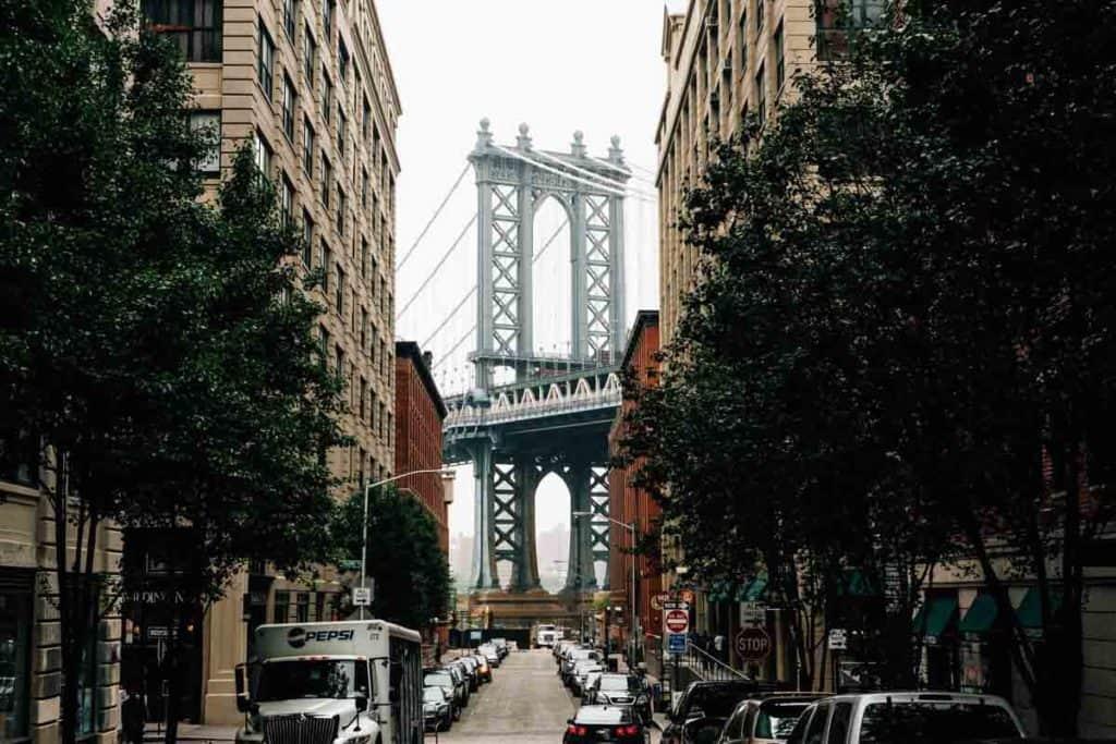 Nueva York Alto Y Bajo Manhattan