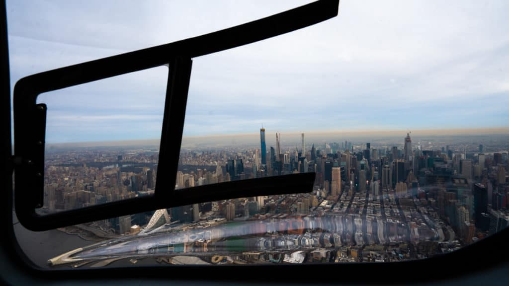 Nueva York Tour En Helicóptero