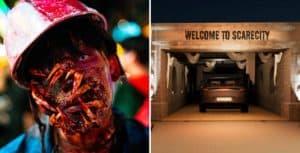 Scare City: el nuevo autocine de Manchester que incluye experiencias interactivas para Halloween