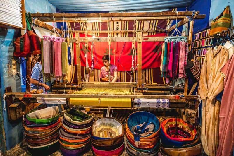 Marruecos ofrecerá sus mejores artesanías en plataformas de venta online para hacer frente a la ausencia del turismo por COVID-19
