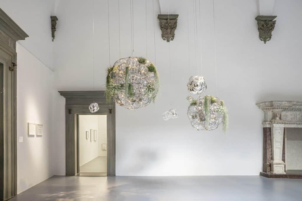 Imagen Palazzo Strozzi De Florencia Tomas Saraceno Palazzo Strozzi Ph Ela Bialkowska Okno Studio 9