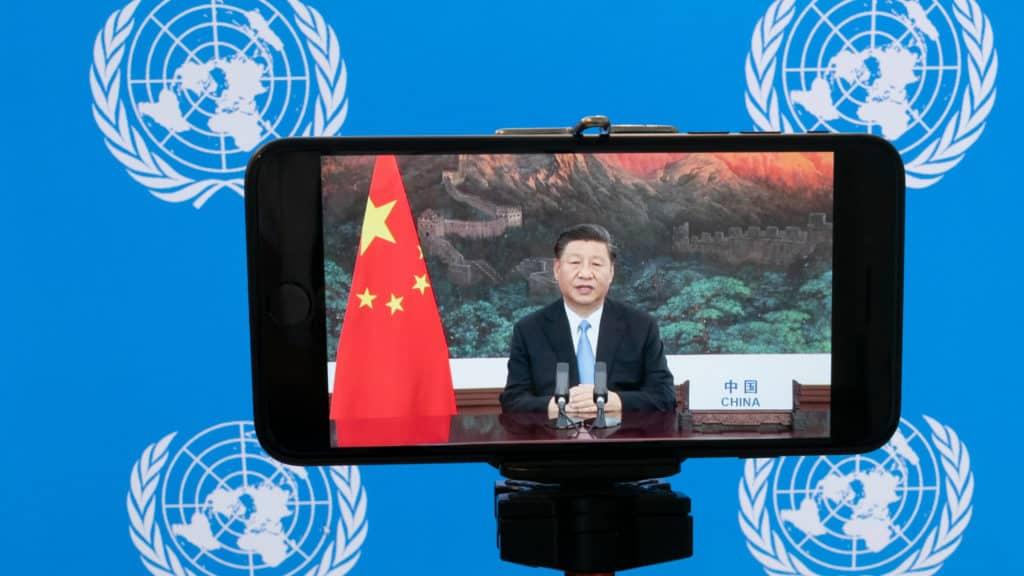 China anunció su compromiso de tener un nivel neutro de emisiones de carbono para 2060