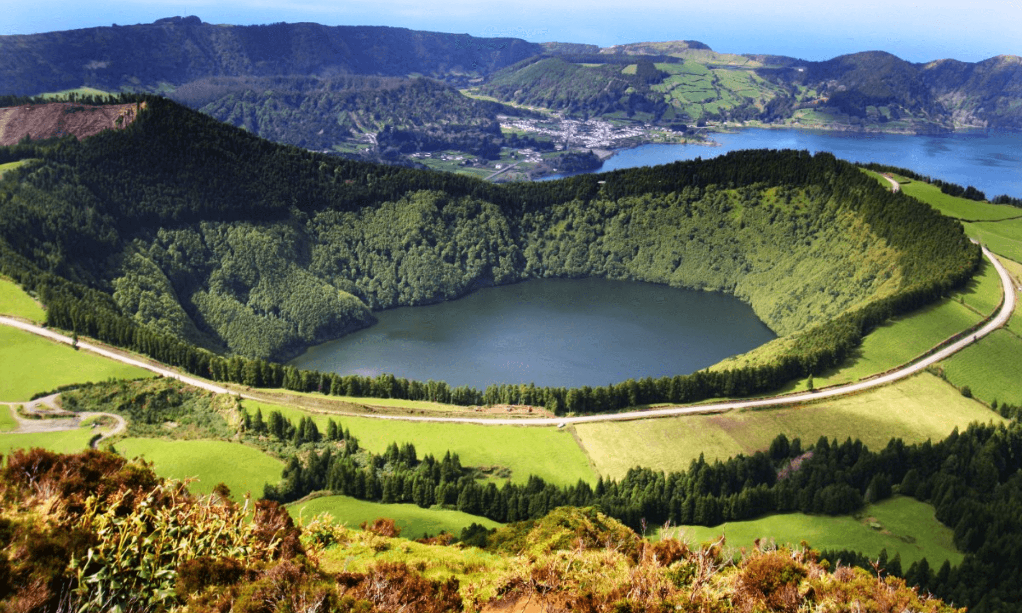 Qué ver en Islas Azores, el único archipiélago del mundo con un certificado de destino turístico sostenible