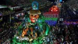 Rio de Janeiro pospone su carnaval por primera vez en más de 100 años